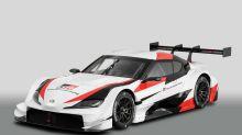 Toyota 發布全新 GR Supra Super GT 概念車
