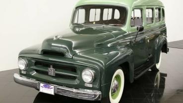 1953年經典休旅車Travelall竟能在eBay上買到!車況良好里程僅3.5萬英里