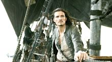 Orlando Bloom isn't angry about 'Pirates of the Caribbean' criticism