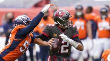 Buccaneers vencen a Broncos de la mano de Brady y Barrett