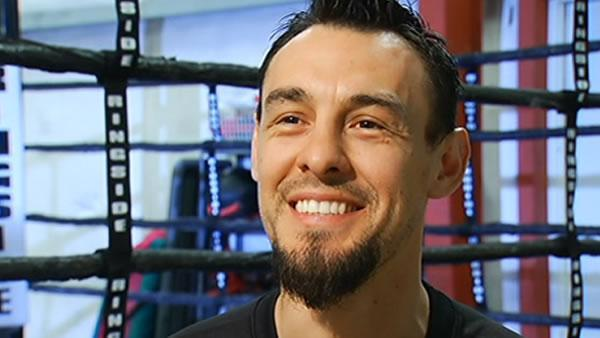 Guerrero talks to ABC7 about Mayweather fight