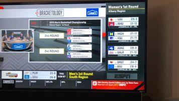 ESPN accidentally leaks women's bracket early