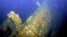 Shipwreck from only WWII battle in America found off Alaska
