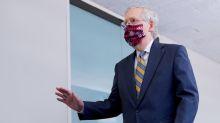 Senado dos EUA votará auxílio por Covid-19 ainda esta semana, diz McConnell