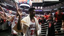 Jimmy Butler says a bittersweet goodbye to Chicago and the Bulls