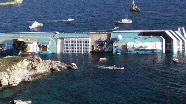 Who Allowed Captain Francesco Schettino Back Aboard a Boat?