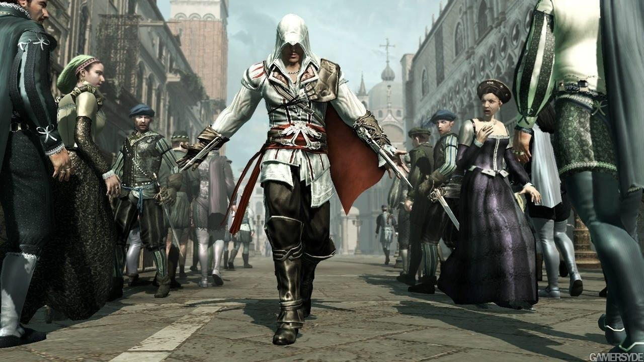 Assassin S Creed The Ezio Collection Announced For Ps4 Xbox One