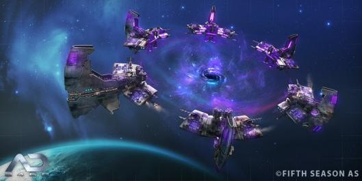 Space strategy MMO AD2460 launches on December 29th