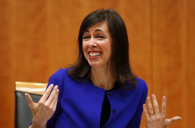 President Biden names Jessica Rosenworcel acting FCC chair