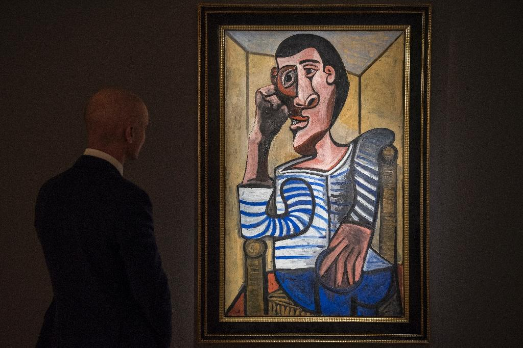 Rare Picasso selfportrait expected to fetch 70 million