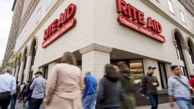 Morning Brief: Albertsons to buy rest of Rite Aid in $24B deal