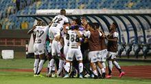Com gols de Vinícius e Lima, Ceará derrota o Atlético-GO e sobe na classificação da Série A