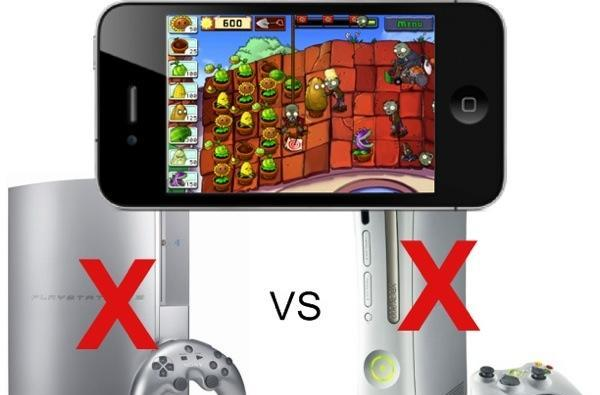 """Computer World: Apple is """"taking over the game market"""""""