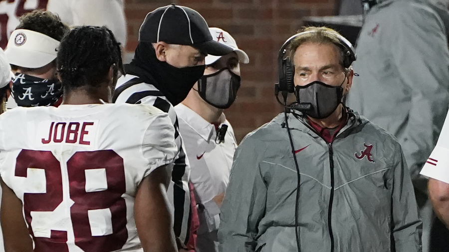 Saban's absence an ominous sign for the sport