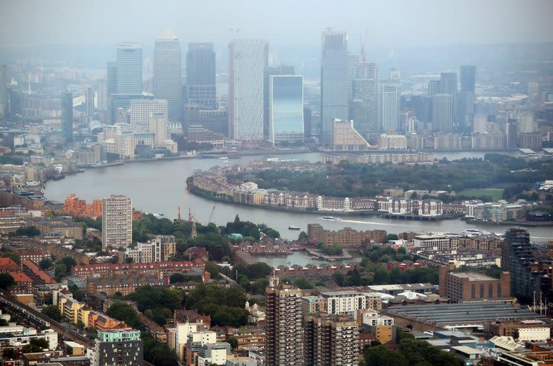 City of London faces messy future with the EU