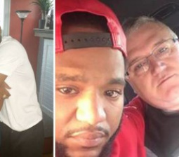 After Traffic Stop, Cop Drives Man More Than 100 Miles To Join Family Grieving Over Death of His Teenage Sister
