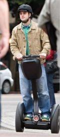 British man convicted for riding Segway on the sidewalk, can't ride on the street either
