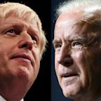 Boris Johnson's Conservatives are abandoning Trump in anticipation of a Biden victory