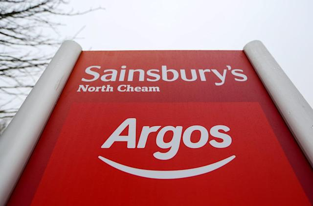 Sainsbury's is prepared to pay £1.3 billion for Argos