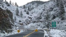 Almost 3 feet of snow falls in Calif. mountains as storm moves east