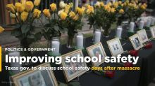 'That must be stopped;' Texas opens talks on safety after shootings