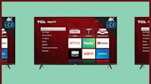 Amazon knocked $100 off TCL's 'best bang for your buck' 43-inch 4K TV