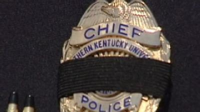 Family, Comrades Say Goodbye To Fallen Officer