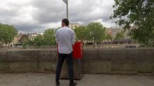 Parisians object to 'unsightly' public urinals