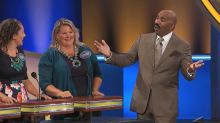 These Singing Sisters Want a Little Too Much From Steve Harvey on This Week in Game Shows