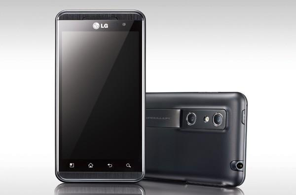 LG's Optimus 3D officially launched, debuting in Europe with dual lens and dual core CPU