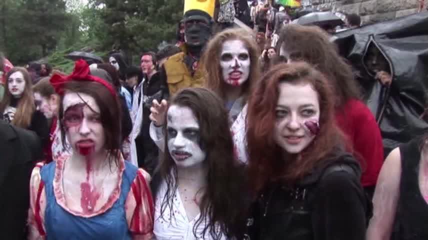 Zombie study university ottawa
