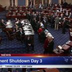 US Senate votes for spending plan to end government shutdown