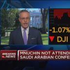 Treasury Sec. Mnuchin not attending Saudi Future Investme...