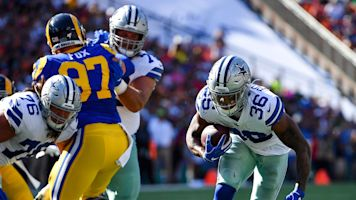 'Zeke who?': Jerry Jones impressed with rookie RB