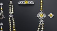 Louis Vuitton's New High Jewelry Collection Has a Distinctly Old-World Feel
