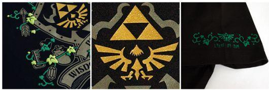 Legend of Zelda 25th Anniversary shirt is a real treasure, for a limited time