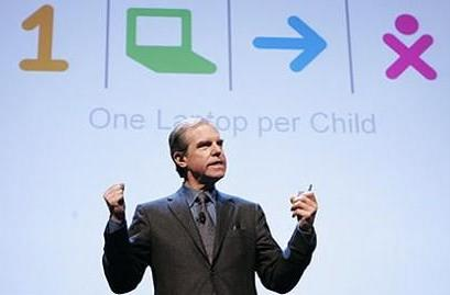 Negroponte raps about OLPC 2: 'designed as if we were Google'