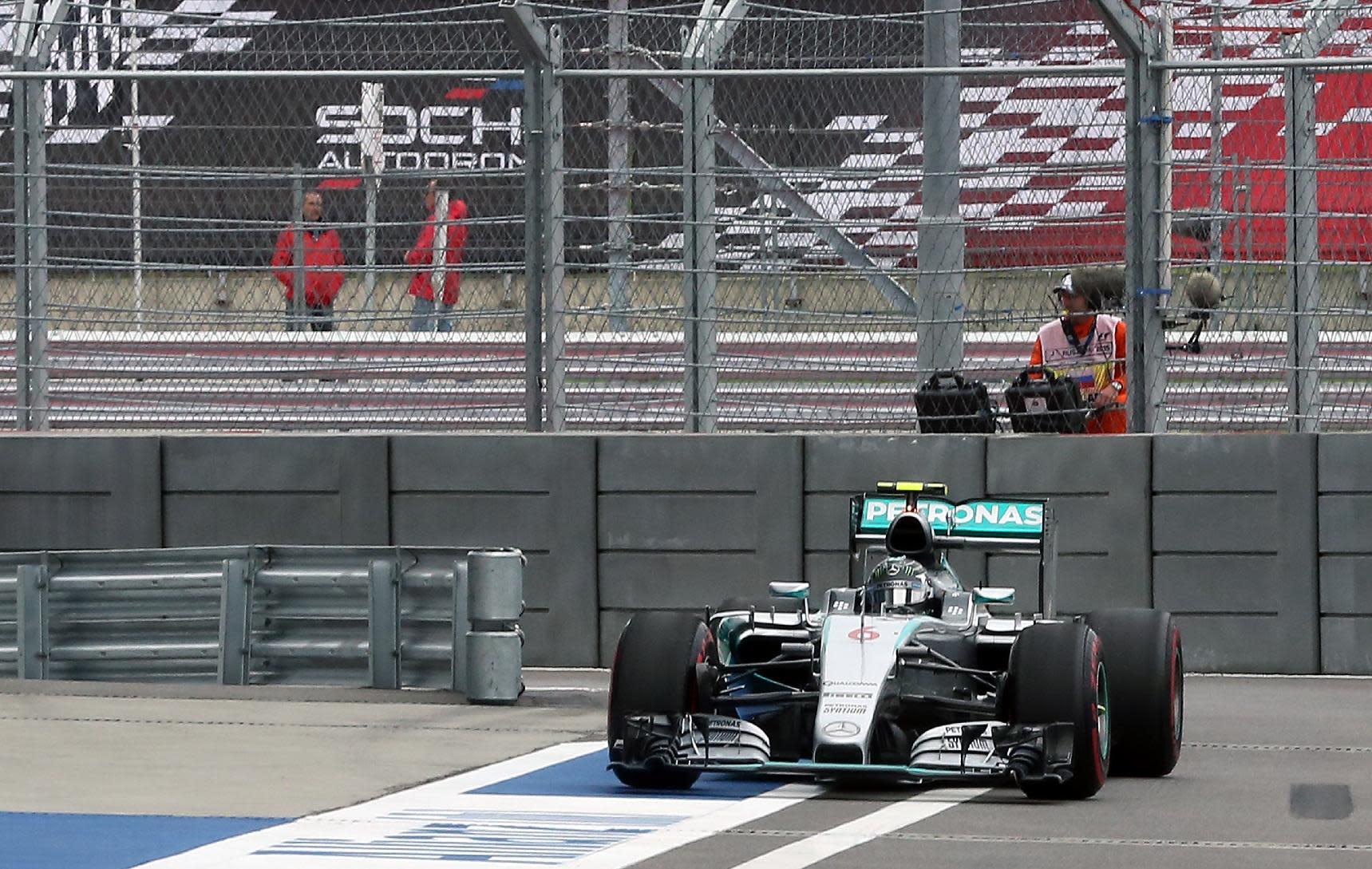 Formula One - Russia extends Sochi GP to 2025