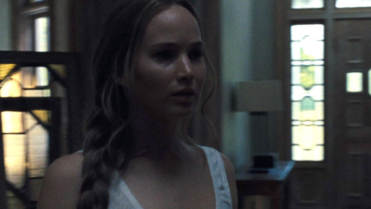 Mother!: Jennifer Lawr... Jennifer Lawrence Mother Film