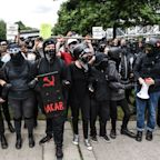 Proud Boys Dwarfed by Anti-Fascist Protesters at Portland Rally