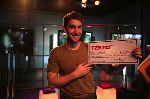 Interview: Will 'Cyrus' Powers, winner of The Tester