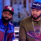 'Desus & Mero' on their new late night show