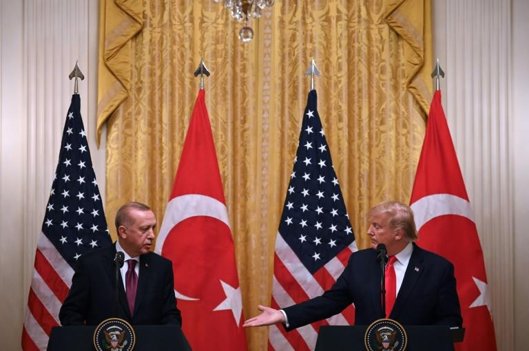 Trump is 'Last of Washington's Ankara Apologists,' Says ANCA
