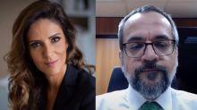 CNN Brasil defende Monalisa Perrone após entrevista com ministro da Educação