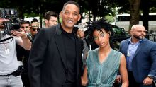 Willow Smith Brings Dad Will as Her Date to Chanel's Haute Couture Show