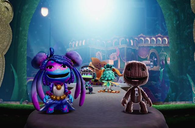 'Sackboy: A Big Adventure' is a LittleBigPlanet spin-off for PS5
