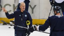 Ralph Krueger turned down two NHL jobs, happy at Southampton