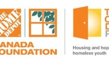 Kicking Off The Home Depot Canada's Annual Orange Door Project Fundraising Campaign