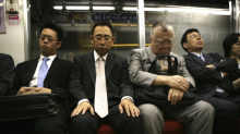 The Japanese government is trying to stop people from working themselves to death