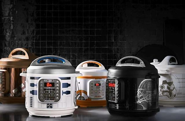 Star Wars Instant Pots start at $60 for May the 4th